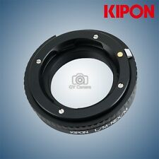 Kipon Adapter with Focus Helicoid for Leica M Mount Lens to Sony E NEX  a72/a7R2