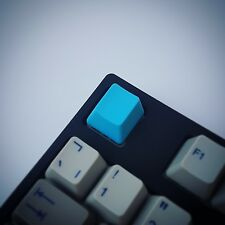 Blue Blank Keycap Cherry MX PBT ESC R4 Mechanical Keyboard Keycaps