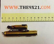 Accendino Militare Bossoli Proiettile Cal. 300 wincester + 50ae + 7.62x39(Ak47)
