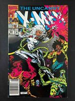 UNCANNY X-MEN #291 MARVEL COMICS 1992 VF- NEWSSTAND