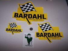 4 - Different Original - Bardahl Additives & Oils - decals/stickers