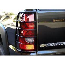 Steelcraft 30210 Custom Black Tail Light Guard Set For 99-07 Silverado & Sierra