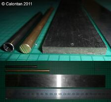 Knife blank kit, O-1 tool steel, 30x4x240, Bushcraft, Calontan