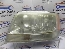Jeep Grand Cherokee WJ Passenger Left Side Headlight 61B50005093