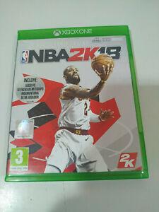 NBA2K18 NBA 2K18 - Juego Xbox One Edicion España PAL