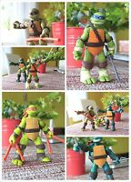 Teenage Mutant Ninja Turtles Classic Collection TMNT Action Figures Gift 4pcs