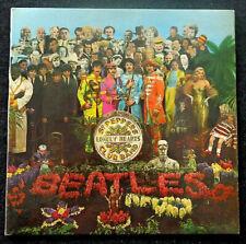 The Beatles - Sgt. Pepper's Lonely Hearts Club Band - LP Vinyl GATEFOLD AUS