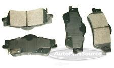 Disc Brake Pad Set-GT Rear Autopartsource MF1352