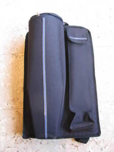a&S Gig-Bag, Trompete, All in One, schwarz