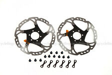 SHIMANO Deore XT SM-RT76-S Disc Brake Rotor 6-Bolt 160mm 2pcs