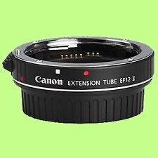 Canon Extension Tube EF12 II with Case EF 12 II