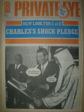 PRIVATE EYE MAGAZINE No 849 JULY 1 1994 PRINCE CHARLES SHOCK PLEDGE