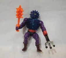 Figurine vintage Maîtres de l'univers MOTU Mattel 1984 : Spikor complet