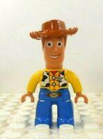 Lego Duplo Figure Woody (Toy Story)