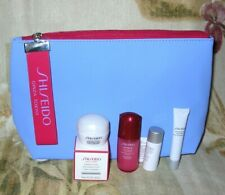SHISEID0 5pc GWP GIFT SET ULTIMUNE POWER INFUSING CONCENTRATE, ESSENTIAL ENERGY