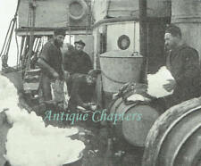 South Pole Dr Jean Charcot Expédition Antarctique Française 1905 Photo Article