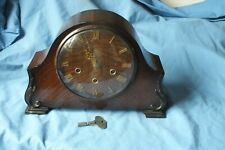 SMITHS WESTMINSTER CHIME  MANTEL CLOCK WORKING