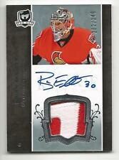 07-08 The Cup Brian Elliott Auto Jersey Patch Rookie Card RC #152 202/249 Mint
