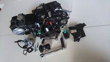 HMParts Pit Bike Monkey Motor SET Zongshen 125 ccm ZS154FMI Kick & E-Start unten