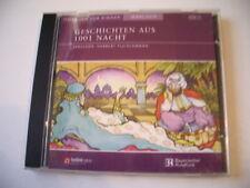 Geschichten aus 1001 Nacht   (CD 1 )   Sprecher Herbert Fleischmann