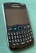 BlackBerry Curve 9360 Gsm Factory Unlocked 3G Black Mint Condition + Otterbox