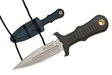 United Cutlery Sub Commander Silver Mini Boot Knife UC2725