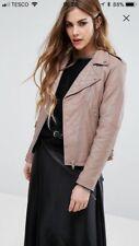 Religion Leather Jacket Size 14 ASOS