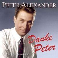 "PETER ALEXANDER ""DANKE PETER 50 SEINER...."" 2 CD NEU"