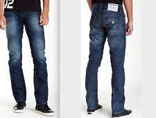 Size: 42, 44, 46, TRUE RELIGION, basic straight Flap Slim Jean style: M2FE08ZY9M