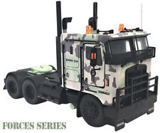 Army Forces Series 1:50 Kenworth K100G Iconic Replicas Military Diecast Truck