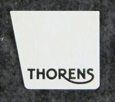 Original Deckplatte für Thorens TP 60 Headshell Plattenspieler TD