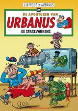 Urbanus 144 EERSTE DRUK Standaard Uitgeverij 2011