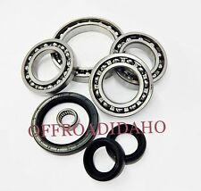 FRONT DIFFERENTIAL BEARING & SEAL KIT YAMAHA RHINO 660 YXR660 2004-2007 4WD 4X4