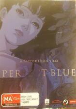 PERFECT BLUE RARE DVD JAPANESE ANIME CARTOON FILM SATOSHI KON ANIMATION MANGA