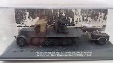 1/72	TAN105 FLAK. SD.KFZ.7/1 WITH SD.AH.51 TRAILER 24.PZ.DIV DON RIVER(USSR)1942