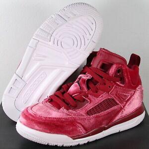 Nike Jordan Spizike PS Toddler Basketball Shoes 11C CJ7217-600 Noble Red Youth