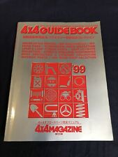 JDM 4X4 MAGAZINE '99 Guide Book SUV Offroad Parts & Accessories Catalog Bible