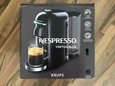 Nespresso Kapselmaschine XN9008 Vertuo Plus KRUPS Schwarz OVP NP 179,99