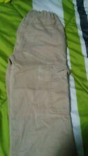 Boys Casual Pants, Size 5, Color Beige