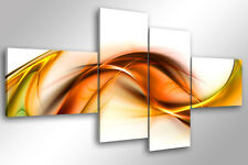 Quadro su Tela Quadri Moderni XXL cm 200x100 ABSTRACT LINES arredamento arredo