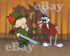 Rare! Bugs Bunny Cartoon Photo Warner Bros Animation Looney Tunes Groucho Marx