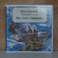 The Light Fantastic: by Terry Pratchett - Unabridged Audiobook - 7CDs