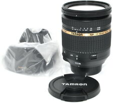 Tamron SP 17-50 mm F/2.8 LD Di-II XR Aspherical IF VC Objektiv für Nikon TOP