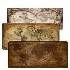 Old World Mouse Desk Mat Gaming Mouse Pad Steampunk Library 900mms