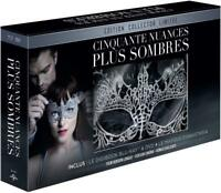 50 SOMBRAS MAS OSCURAS (FIFTY SHADES DARKER) BLU-RAY LIMITED EDITION, CASTELLANO
