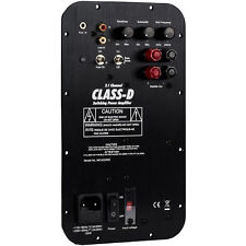 Dayton Audio MCA2250E 2.1 Channel Class D Amplifier