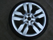 ORIGINAL AUDI S6 A6 RS6 ALLOY WHEELS WITH TYRES MICHELIN 265 35 19 4F0601025BP