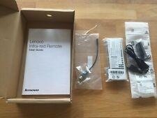 Lenovo Media Centre Remote Control RC2604326 & IR wireless dongleRCS-OVU710019