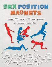 Sex Position Magnets: Create and Name Your Own Positions for Naughty Fridge Fun,