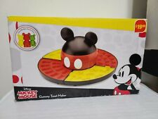 Disney Mickey Mouse Gummy Treat Maker 4 Trays/Gummy Molds